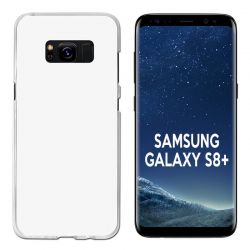 Funda TPU Mate Lisa Samsung Galaxy S8 Plus Silicona Semi Transparente
