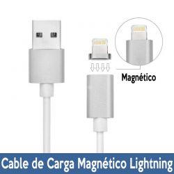 Cable de Carga Lightning iPad y iPhone 5, SE, 6, 6 Plus, 7 y 7 Plus