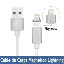 Cable de Carga Lightning iPad y iPhone 5, SE, 6, 6 Plus, 7 y 7 Plus