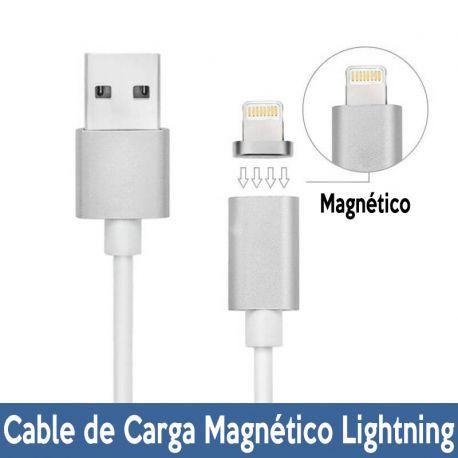 Cable de Carga Lightning con LED iPhone 5, SE, 6, 6 Plus, 7 y 7 Plus