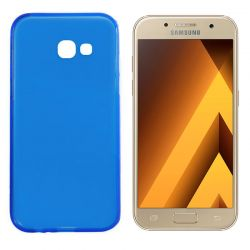 Funda TPU Mate Lisa Samsung Galaxy A3 2017 Silicona Flexible Azul