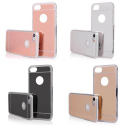 Funda Mirror Gel TPU efecto Espejo iPhone 7