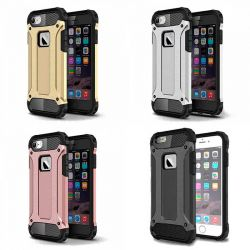 Funda tipo Tough Armor Tech todo terreno para iPhone 7 / iPhone 8