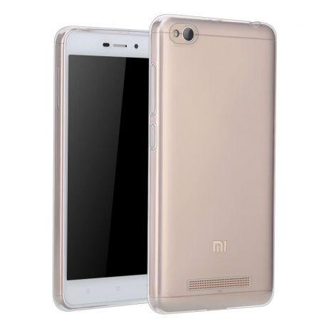 Funda TPU Transparente Xiaomi Redmi 4A Silicona Ultra Thin Fina