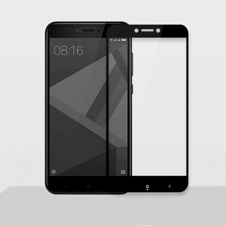 Protector de pantalla de Cristal Templado Completo Xiaomi Redmi 4X