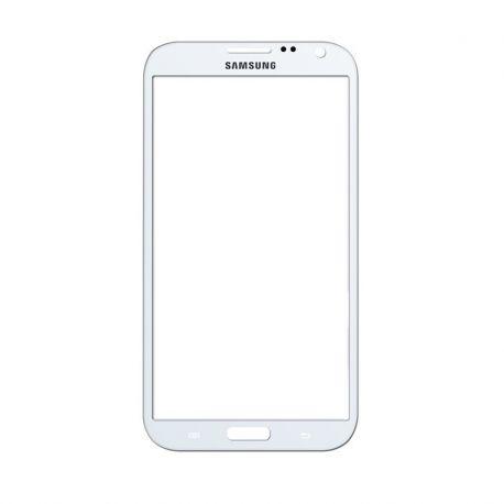 Cristal Blanco para pantalla táctil de Samsung Galaxy Note 2