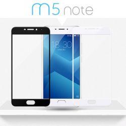 Protector de pantalla de Cristal Templado Completo Meizu M5 Note