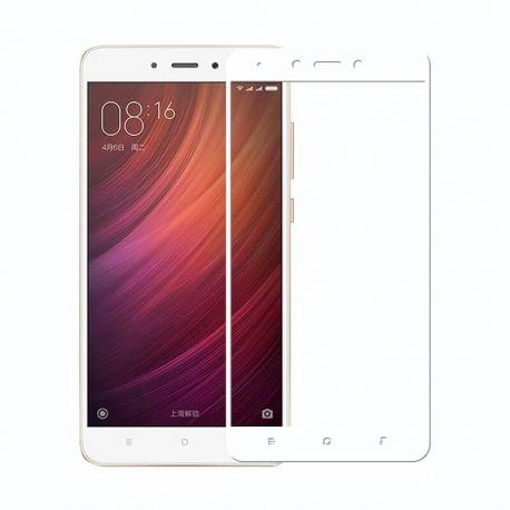 Protector pantalla de Cristal Templado Completo Xiaomi Redmi Note 4X