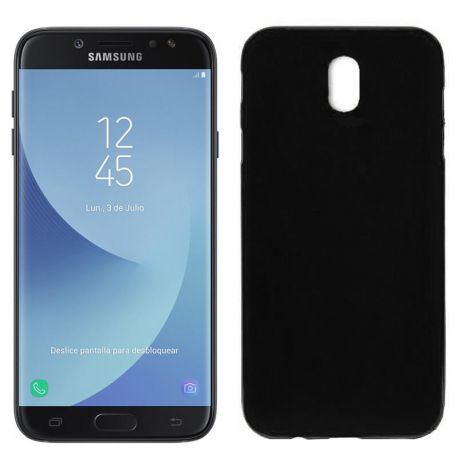 Funda Trasera de Gel TPU Mate para Samsung Galaxy J7 2017 Silicona