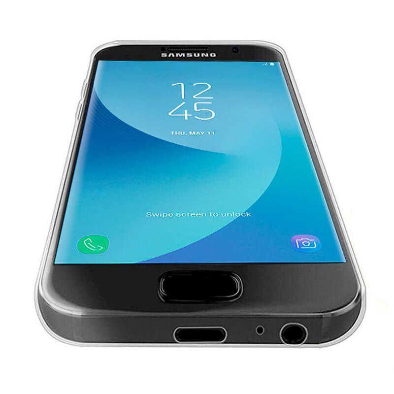 a371a164c2f Funda TPU Doble Frontal Trasera 360 para Samsung Galaxy J5 2017