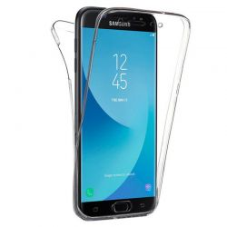 Funda Silicona Doble Cara 360 Completa para Samsung Galaxy J7 2017
