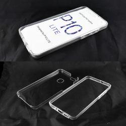 Funda TPU Doble 360 Frontal Trasera Sin Puntos para Huawei P10 Lite