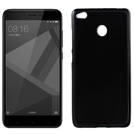 Funda Trasera de Gel TPU Mate para Xiaomi Redmi 4X / 4X Pro Silicona