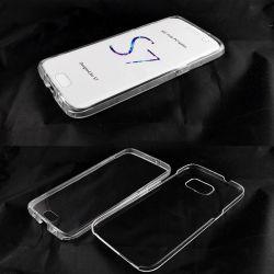 Funda TPU Doble 360 Frontal Trasera Sin Puntos Samsung Galaxy S7