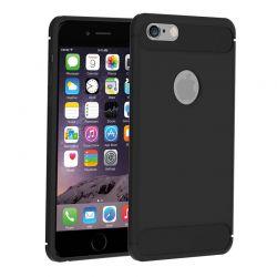 Funda TPU Forcell Carbon con diseño fibra carbono - iPhone 6 / 6S