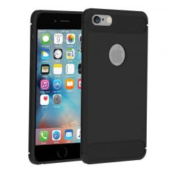 Funda TPU Forcell Carbon tipo fibra carbono - iPhone 6 Plus / 6S Plus