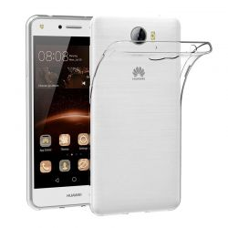 Funda de TPU Silicona Transparente para Huawei Y5 II / Y6 II Compact