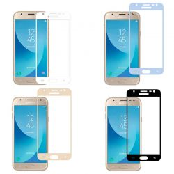 Protector pantalla de Cristal Templado Completo Samsung Galaxy J3 2017