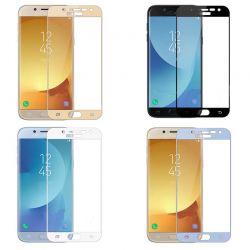 Protector pantalla de Cristal Templado Completo Samsung Galaxy J7 2017