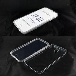 Funda TPU Doble 360 Frontal Trasera Sin Puntos Samsung Galaxy J7 2017
