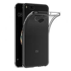 Funda de TPU Silicona Transparente para Xiaomi Mi 5X / Mi A1