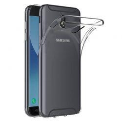 Funda de TPU Silicona Transparente para Samsung Galaxy J7 2017