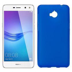 Funda de TPU Mate Lisa para Huawei Y5 2017 / Y6 2017 Silicona Azul
