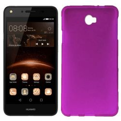 Funda TPU Mate Lisa para Huawei Y5 II / Y6 II Compact Silicona Rosa