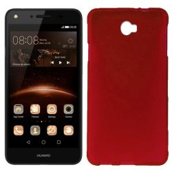 Funda TPU Mate Lisa para Huawei Y5 II / Y6 II Compact Silicona Rojo