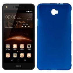 Funda TPU Mate Lisa para Huawei Y5 II / Y6 II Compact Silicona Azul