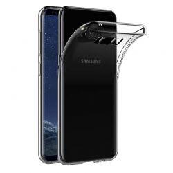 Funda de TPU Silicona Transparente para Samsung Galaxy S8 Plus