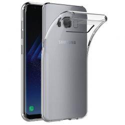 Funda de TPU Silicona Transparente para Samsung Galaxy S8