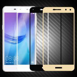 Protector pantalla Cristal Templado Completo Huawei Y5 2017 / Y6 2017