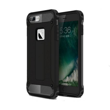 Funda tipo Tough Armor Tech todo terreno para iPhone 6 Plus Negro