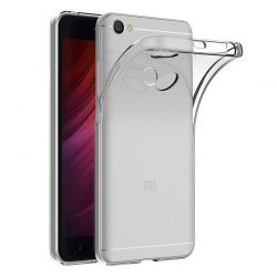 Funda de TPU Silicona Transparente para Xiaomi Redmi Note 5A Prime