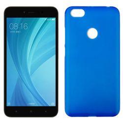 Funda de TPU Mate Lisa para Xiaomi Redmi Note 5A Prime Silicona Azul
