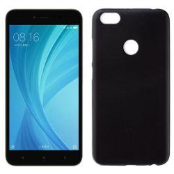 Funda de TPU Mate Lisa para Xiaomi Redmi Note 5A Prime Silicona Negro