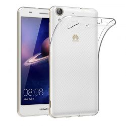 Funda de TPU Silicona Transparente para Huawei Y6 II