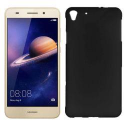 Funda de TPU Mate Lisa para Huawei Y6 II Silicona Negro