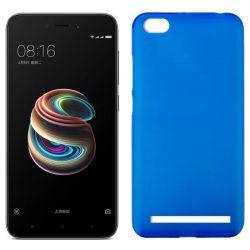 Funda de TPU Mate Lisa para Xiaomi Redmi 5A Silicona Azul