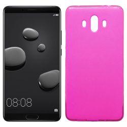Funda de TPU Mate Lisa para Huawei Mate 10 Silicona Rosa