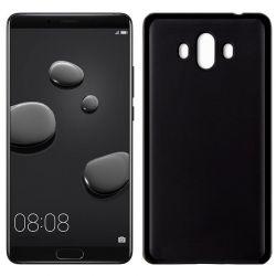 Funda de TPU Mate Lisa para Huawei Mate 10 Silicona Negro