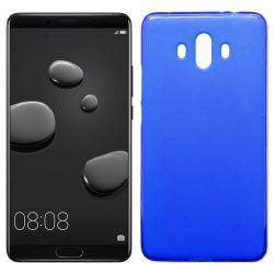 Funda de TPU Mate Lisa para Huawei Mate 10 Silicona Azul