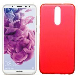 Funda de TPU Mate Lisa para Huawei Mate 10 Lite Silicona Rojo