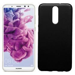 Funda de TPU Mate Lisa para Huawei Mate 10 Lite Silicona Negro