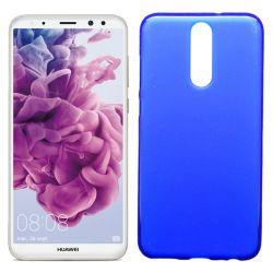 Funda de TPU Mate Lisa para Huawei Mate 10 Lite Silicona Azul