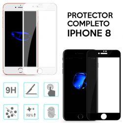 Protector de pantalla de Cristal Templado Completo para iPhone 8