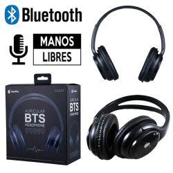 Cascos / Auriculares de diadema Bluetooth Manos Libres One Plus Negro