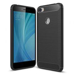 Funda TPU Forcell Carbon fibra carbono - Xiaomi Redmi Note 5A Prime