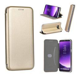 Funda de libro Forcell Elegance - Samsung Galaxy Note 8 Dorado